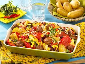 Mexikanischer Kartoffelauflauf Rezept