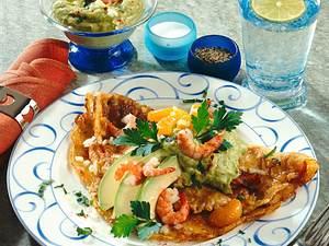 Mexikanischer Pfannkuchen Rezept