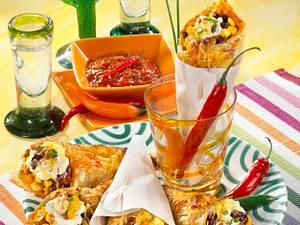 Mexiko-Blätterteig-Happen Rezept