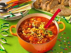 Mexiko Suppe Rezept