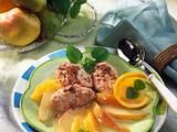 Milchreis mit Birnen-Orangenkompott Rezept