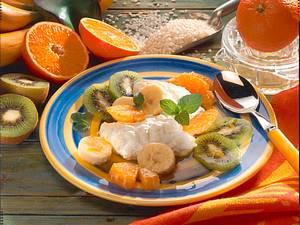 Milchreis mit Früchten Rezept