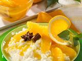 Milchreis mit Orangenfilets Rezept