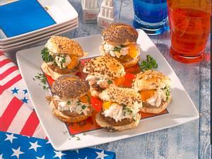 Mini Hamburger Rezept