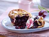 Mini Heidelbeer-Pies Rezept