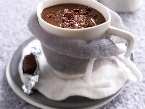 Minz-Schokolade Rezept