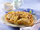 Mirabellen-Pie mit Plätzchenkruste Rezept