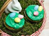 Möhrchen-Cupcakes Rezept