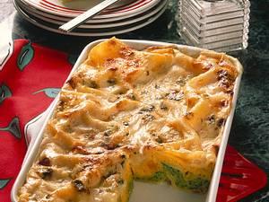 Möhren-Broccoli-Lasagne Rezept