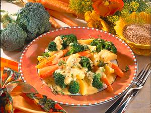 Möhren-Broccoli-Ragout Rezept