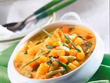 Möhren-Schwarzwurzel-Curry Rezept