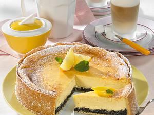 Mohn-Käse-Torte Rezept