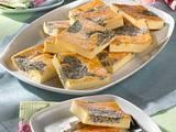 Mohn-Käsekuchen Rezept