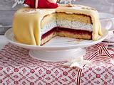 Mohn-Marzipan-Torte mit Nikolaus Rezept