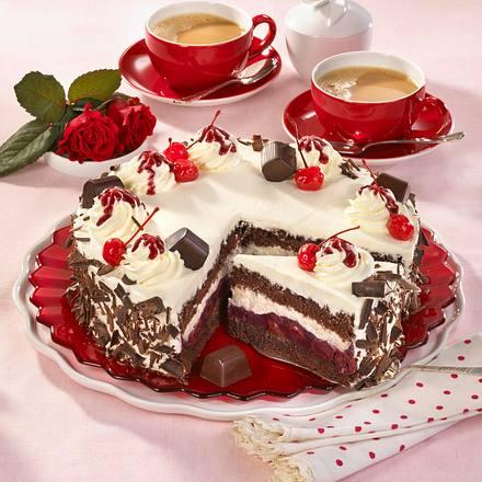 Mon Chéri-Torte Rezept