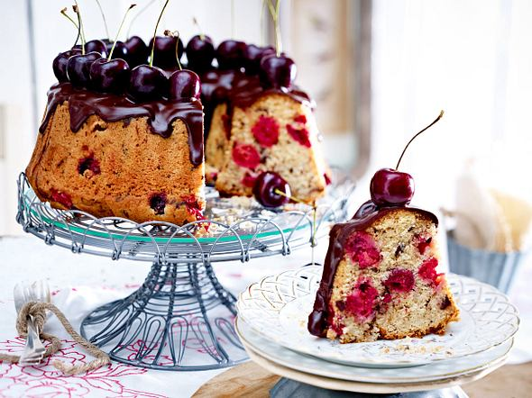 Mon-Chérie-Kuchen Rezept