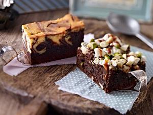 Monster-Brownies Rezept