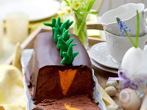 Mousse au chocolat-Terrine (zu F56633 und F56631) Rezept