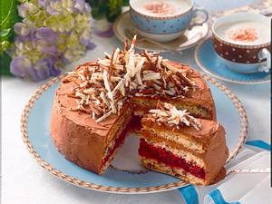 Mousse au Chocolat-Torte Rezept
