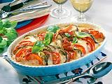 Mozzarella-Auberginen-Auflauf Rezept