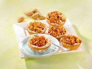 Müsli-Florentiner-Muffins Rezept
