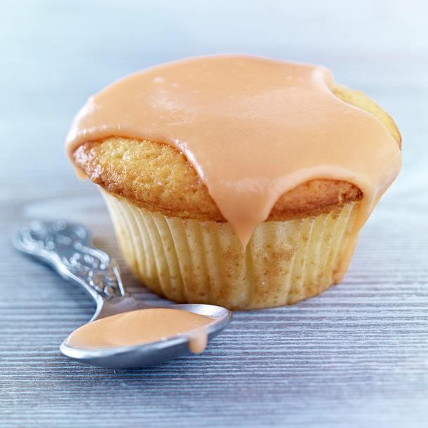 Muffins mit Möhrenguss Rezept