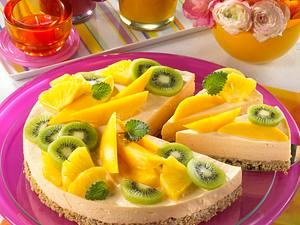Multivitamin-Früchtekuchen Rezept