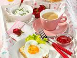 Muttertags-Frühstück Rezept