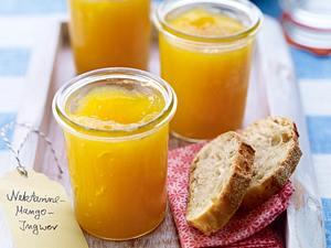 Nektarine-Mango-Ingwer-Konfitüre Rezept