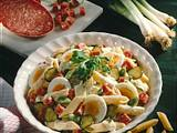Nudel-Wurst-Salat Rezept
