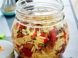 Nudelsalat mit Gemüse Rezept