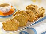 Nuss-Möhren-Kuchen (Diabetiker) Rezept