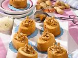 Nuss-Muffins mit Erdnüssen Rezept