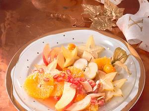 Obstssalat mit Campari-Marinade Rezept