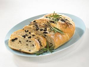 Oliven-Rosmarinbrot Rezept