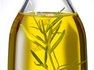 Olivenöl mit Vanille und rosa Beeren Rezept