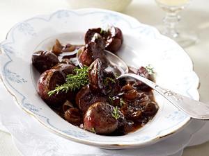 Oma Seppis süß-saure Nierchen (Rezept Cornelia Poletto) Rezept