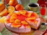 Orangen-Buttermilch-Torte (Diabetiker) Rezept