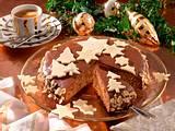 Orangen-Dattel-Kuchen Rezept