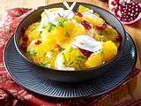 Orangen-Granatapfel-Salat Rezept