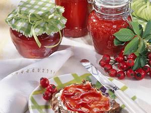 Orangen-Hagebutten-Marmelade Rezept