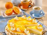 Orangen-Käsesahne-Torte Rezept