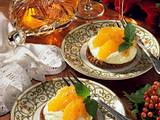 Orangen-Keks-Törtchen Rezept