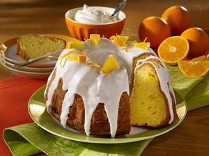 Orangen-Puffer Rezept