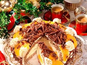 Orangen-Punsch-Torte Rezept