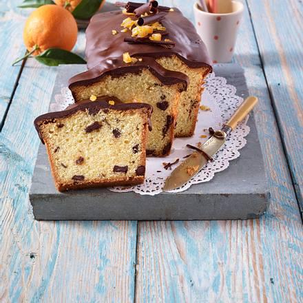 Orangen-Schokoladen-Kuchen Rezept