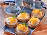 Orangen-Torteletts Rezept