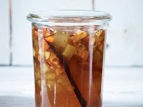 Orangen-Weihnachts-Marmelade Rezept