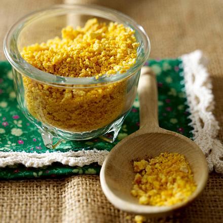 Orangenpulver Rezept