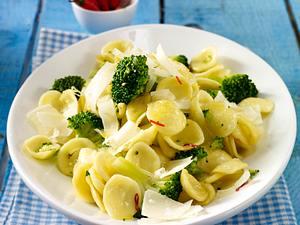 Orecchiette mit Broccoli Rezept